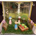 Woodland scene literacy