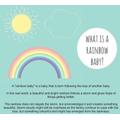 Rainbow Baby Day: Friday 8th November 2019