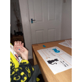 Tricky words and fine motor skills