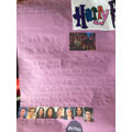 Daisy's project on Harry Potter