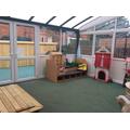 Class 1 - EYFS Outdoor Area