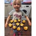 ... Brilliant baking - a fabulous job!