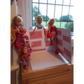 Phoebe's Barbie project