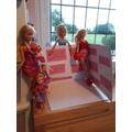 Phoebe's Barbie project
