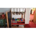 Class 1 - Writing Station