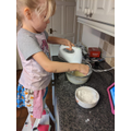 ... Make the buttercream filling ...