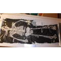 Our skeleton is finished!