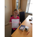 Chloe wrote a book review on her recent read.