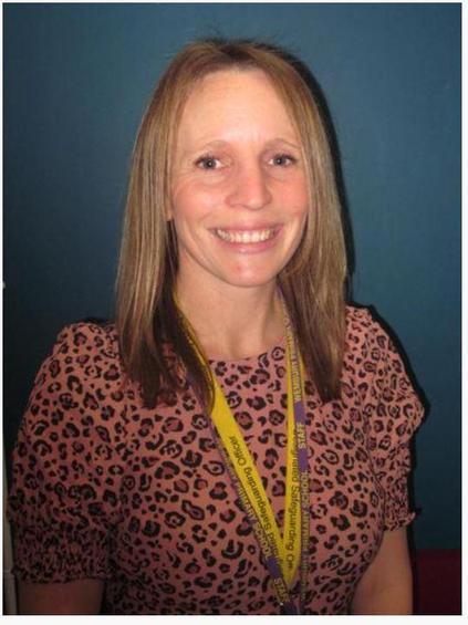 Mrs Susie Jackson Deputy Designated Safeguarding Lead