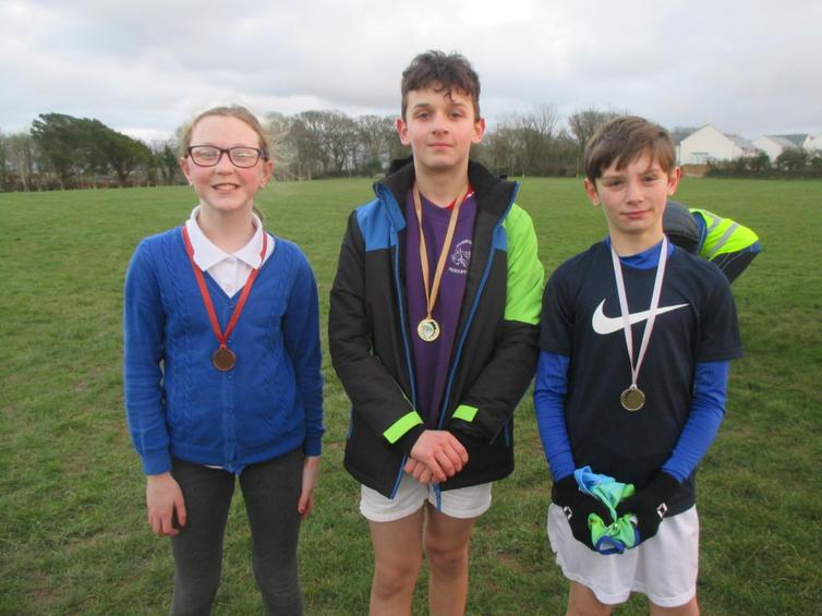Cross Country Champions