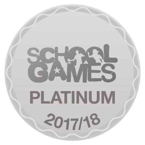 School Games Platinum 2017-2018