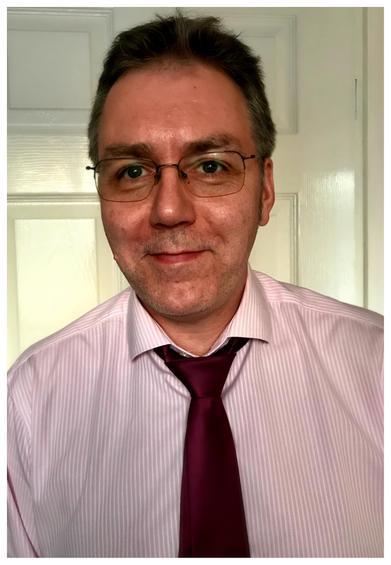 Martin Calvert Music Specialist