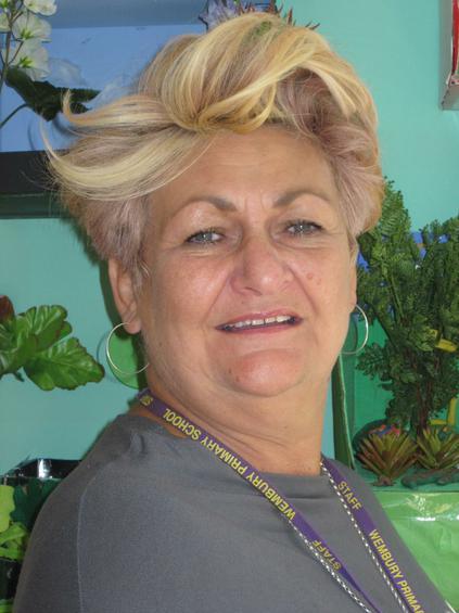 Mrs Susie Evans, Headteacher