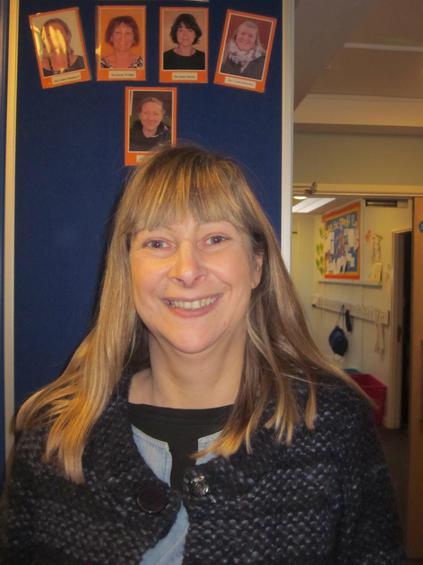 Mrs Becki Graziosi Teacher