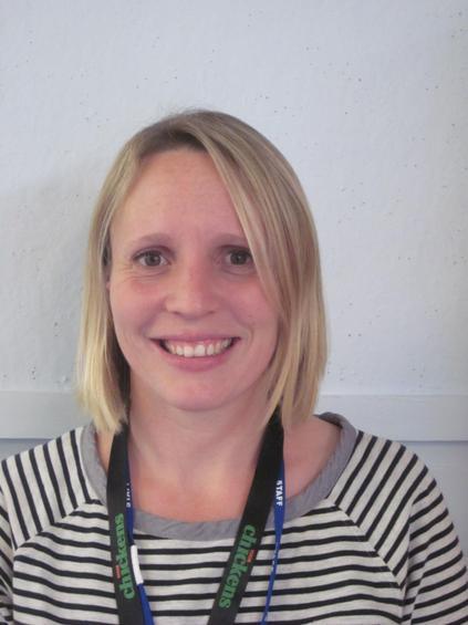 Mrs Susie Jackson Teacher & Joint Deputy Head