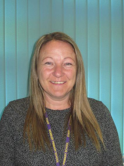 Ms Tracey Stafford Teaching Assistant