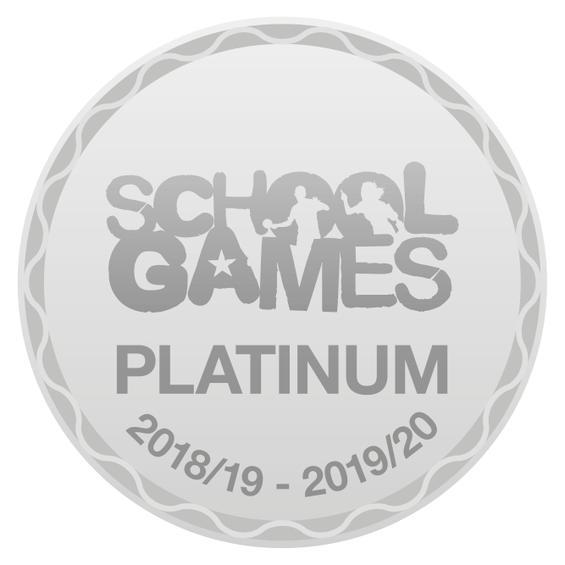 School Games Platinum 2018-2020