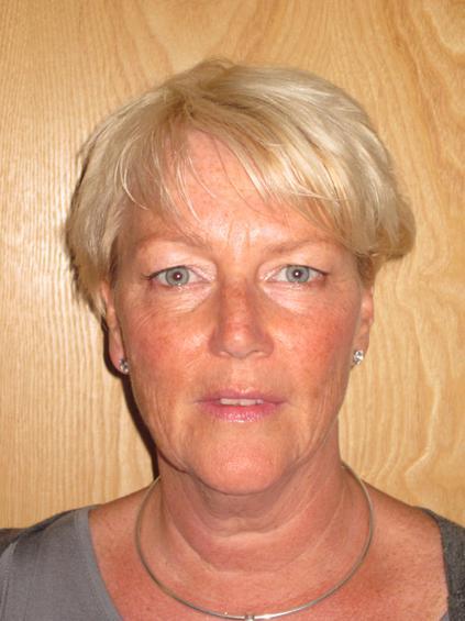 Mrs Annie Kitchen, Staff Governor