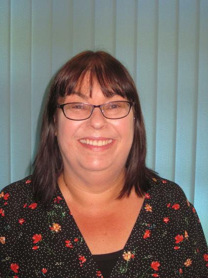 Mrs Jacqui Edwards Higher Level Teaching Assistant