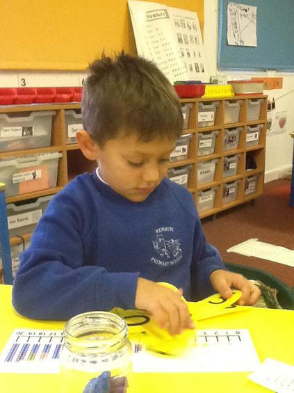 choosing a numeral