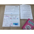 Maya's book review onthe Dork Diaries.