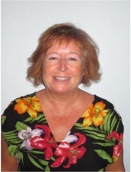 Mrs Lyn Chamberlain, Headteacher