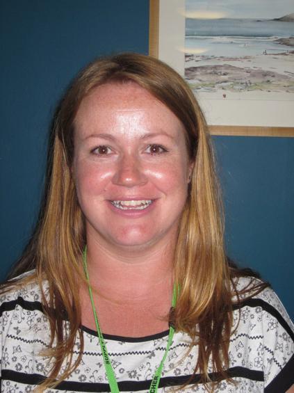 Mrs Claire Walsh Teacher