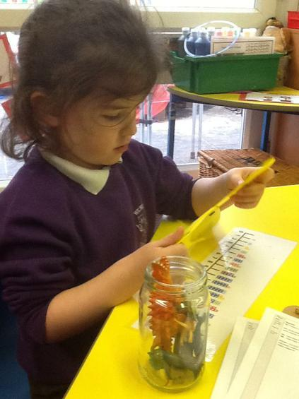 finding the correct numeral