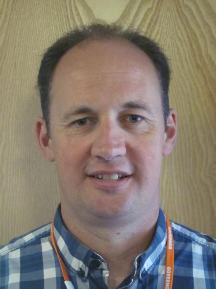 Mr Mark Oliver, Parent Governor