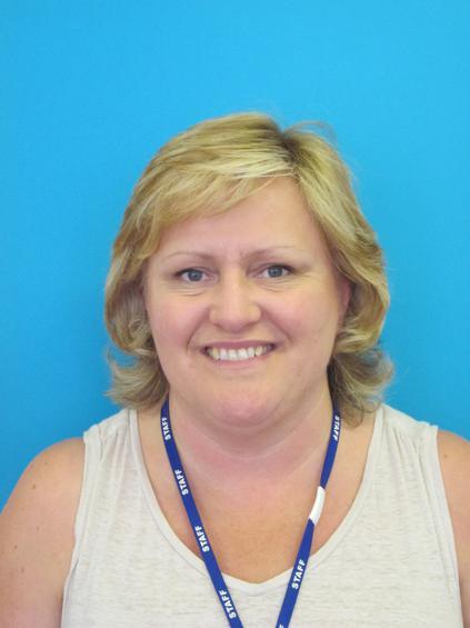 Mrs Bernie Guthrie Teaching Assistant
