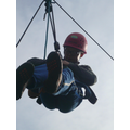 Year 6 having a great time at PGL