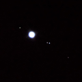 Mr Moss' picture of Jupiter and its moons