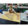A Roman board game.