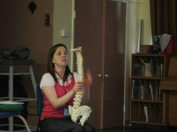 Emma Fitzsimmons - Physio Therapist & Business