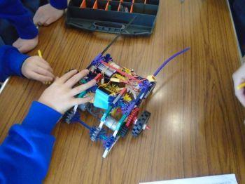 Most Able's Robotics Day