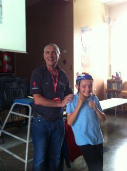 Joe Waugh -Olympic cyclist & business entrepreneur