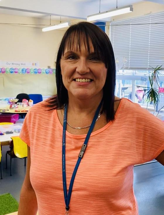 Teaching Assistant Mrs Gray