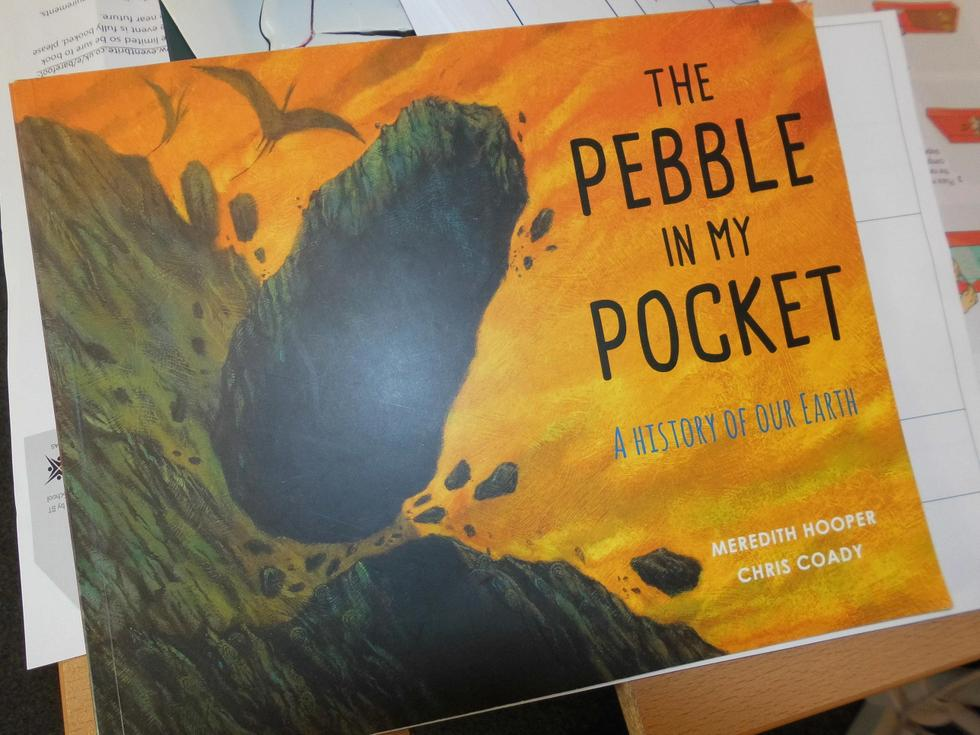 A Pebble in my Pocket