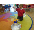 In Magic Maths we explored weight.