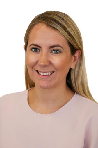 Lucy Larner - Teacher