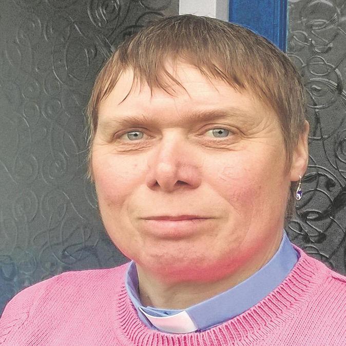 The Rev'd Jeanette McLaren - Town Centre Chaplain