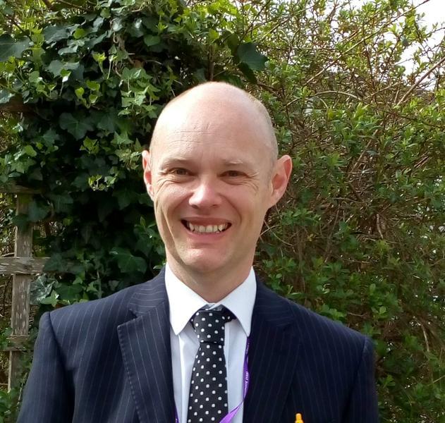 Gregg Mockridge-Headteacher
