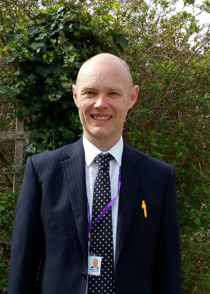 Gregg Mockridge: Headteacher