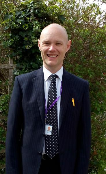 Gregg Mockridge - Head