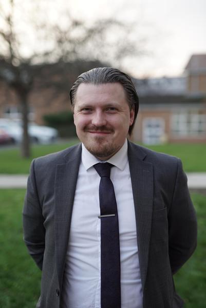 James Morris: Assistant Head