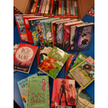 Fiction books - there are more in the box too!
