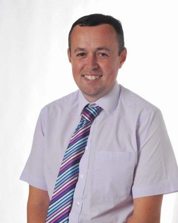 Mr Barber (Deputy Headteacher)