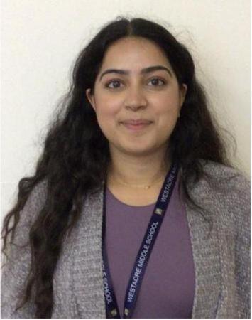 Miss Johal - School Direct Student Teacher