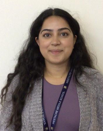 Miss Johal (6RA & School Direct Student Teacher)