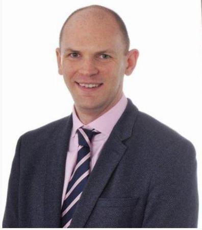Mr Evans - Class Teacher